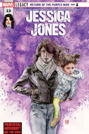 Jessica Jones (2016) #13