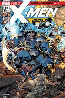 X-Men: Gold #13