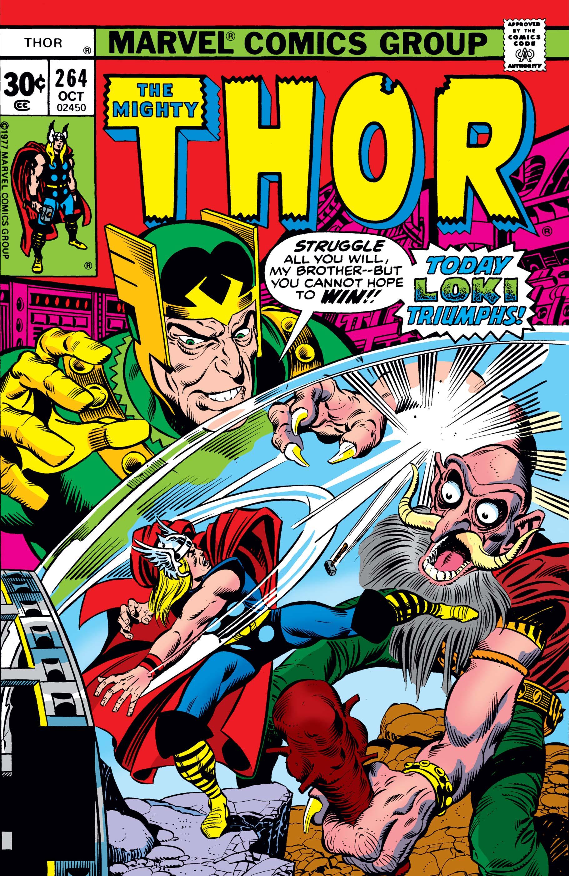 Thor (1966) #264