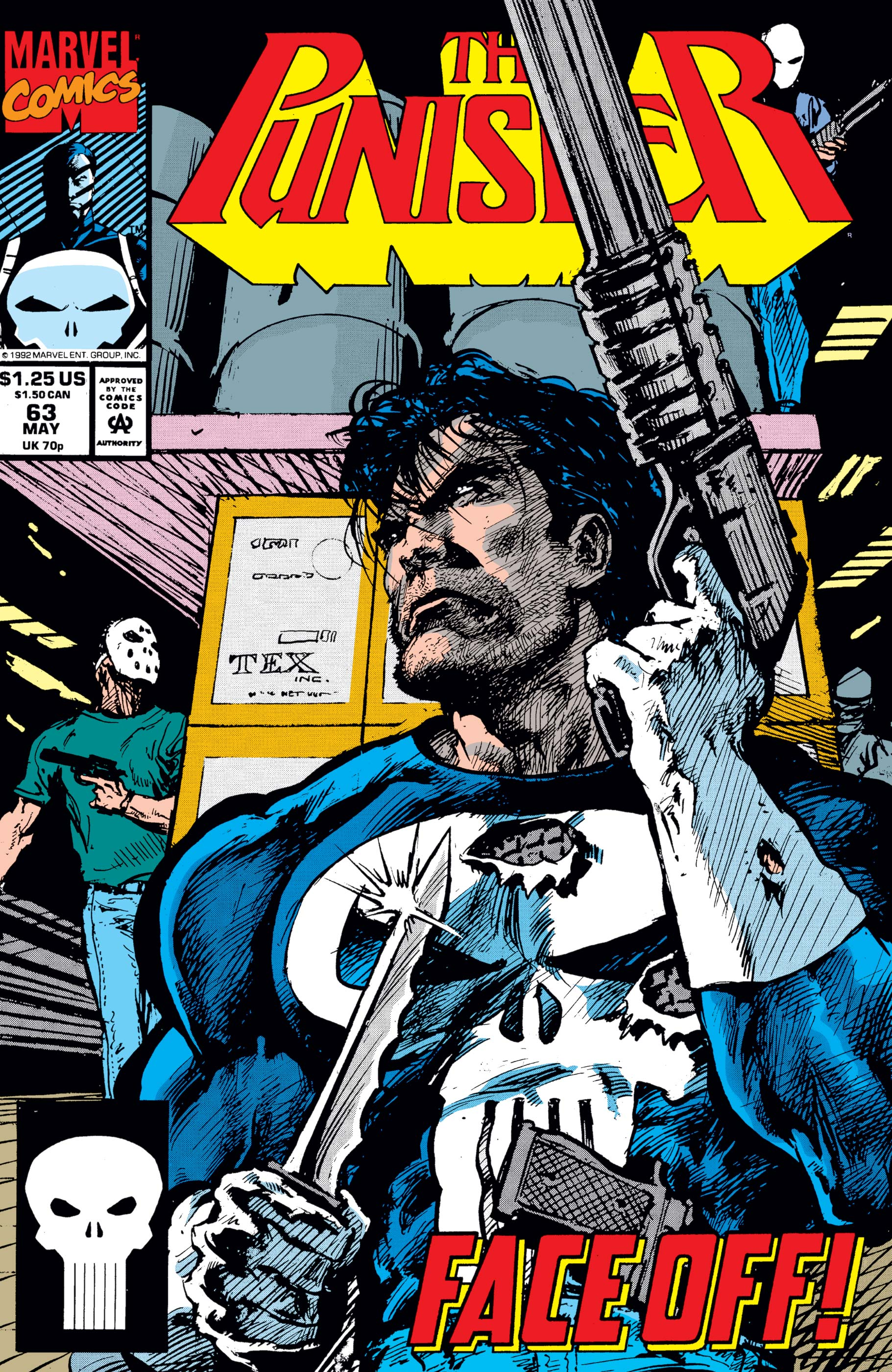 The Punisher (1987) #63
