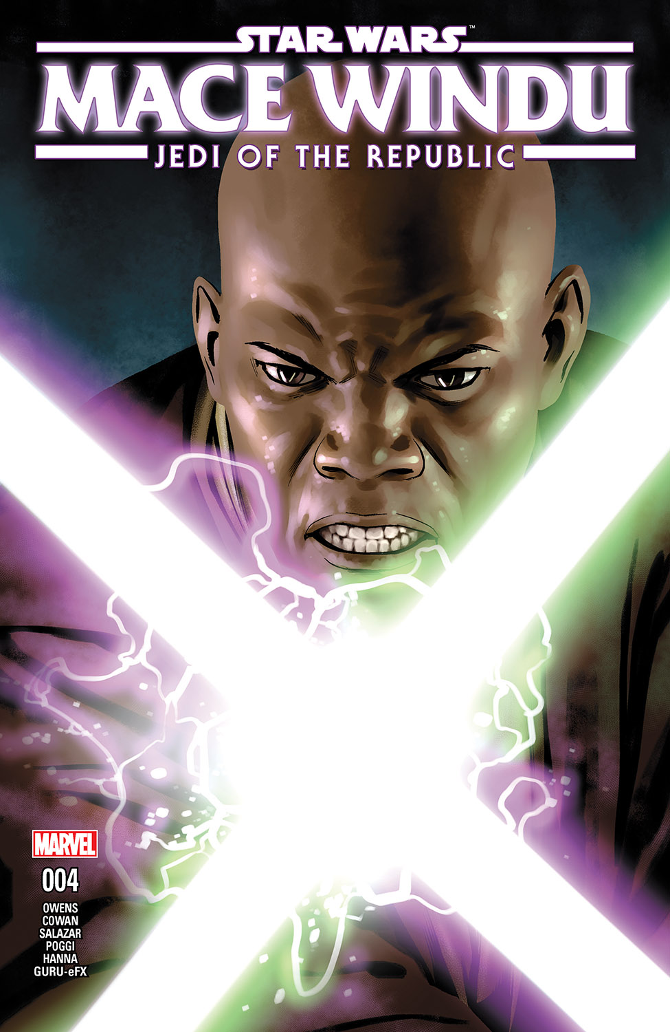 Star Wars: Mace Windu (2017) #4