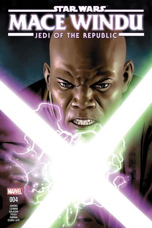 Star Wars: Mace Windu #4