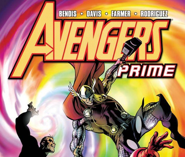 Avengers: Prime (2010) #2