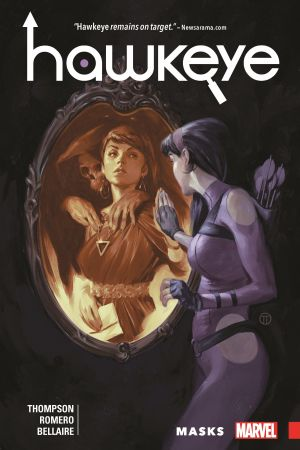 Hawkeye: Kate Bishop Vol. 2 - Masks (Trade Paperback)
