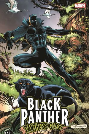 Black Panther: Panther's Quest (Trade Paperback)