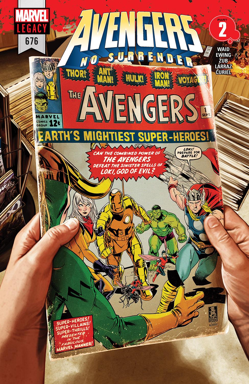 Avengers (2016) #676