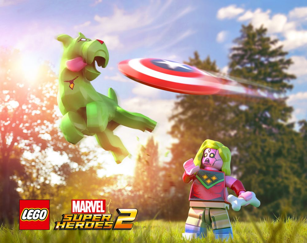 LEGO Marvel Super Heroes 2 Adds New Champions DLC pack
