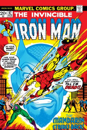 Iron Man #57