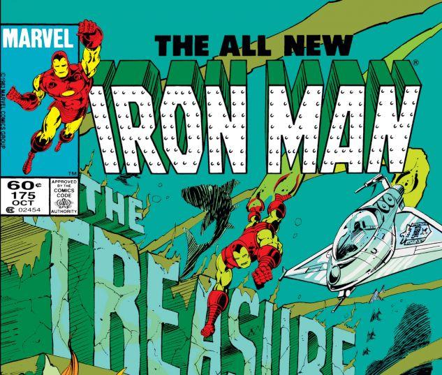 IRON MAN (1968) #175