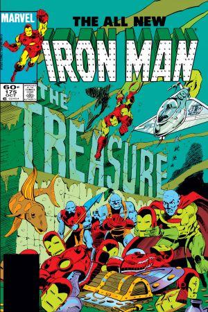 Iron Man #175