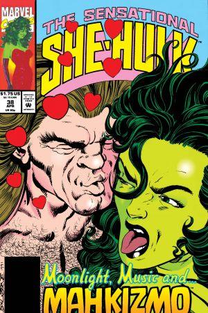 Sensational She-Hulk (1989) #38