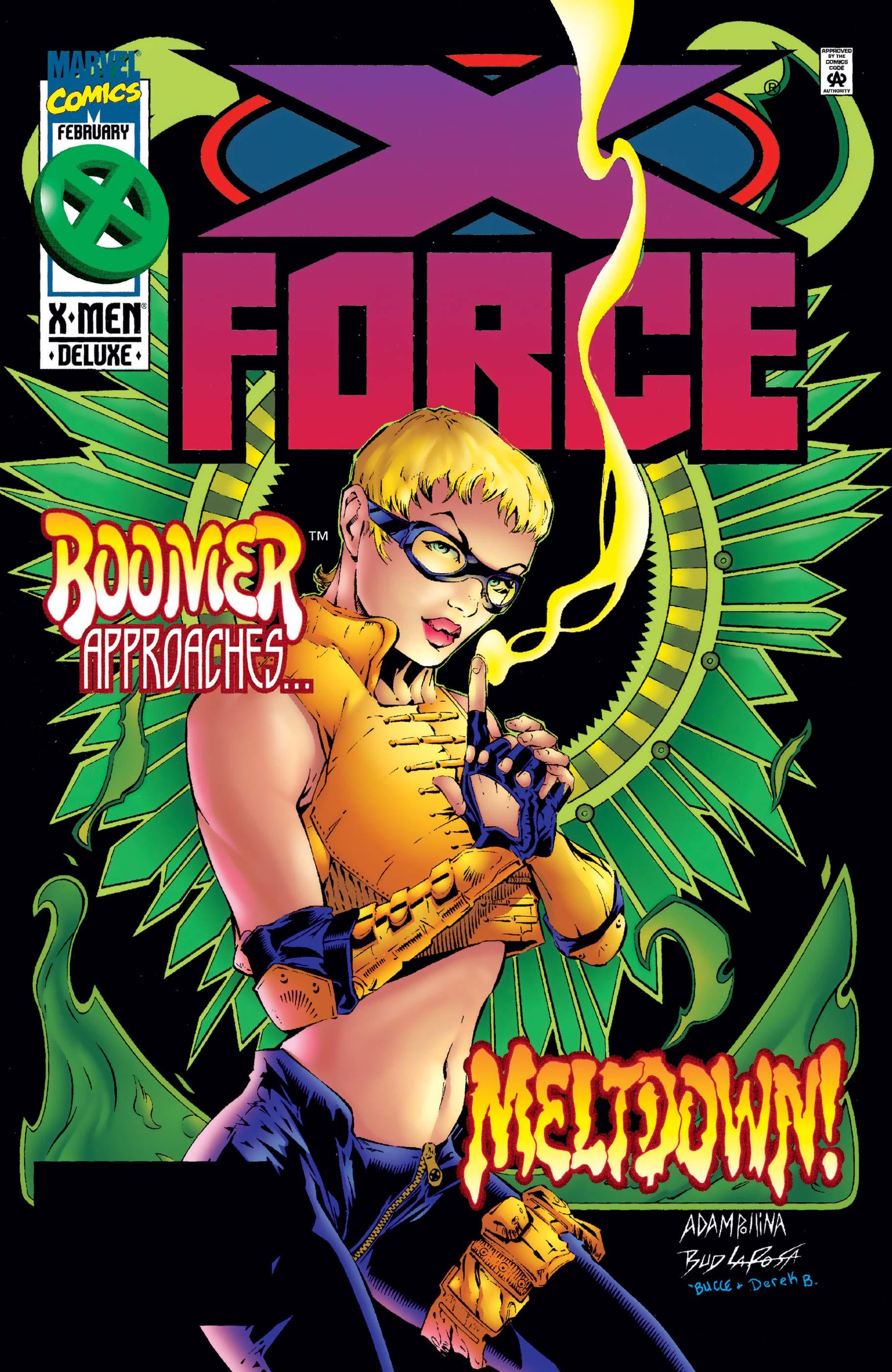 X-Force (1991) #51