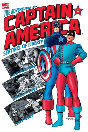 Adventures of Captain America (1991) #4