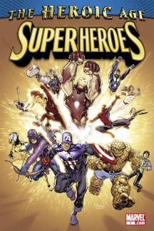Heroic Age: Super Heroes (2010) #1