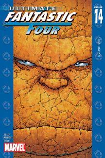 Ultimate Fantastic Four (2003) #14
