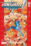 ULTIMATE FANTASTIC FOUR (2003) #17