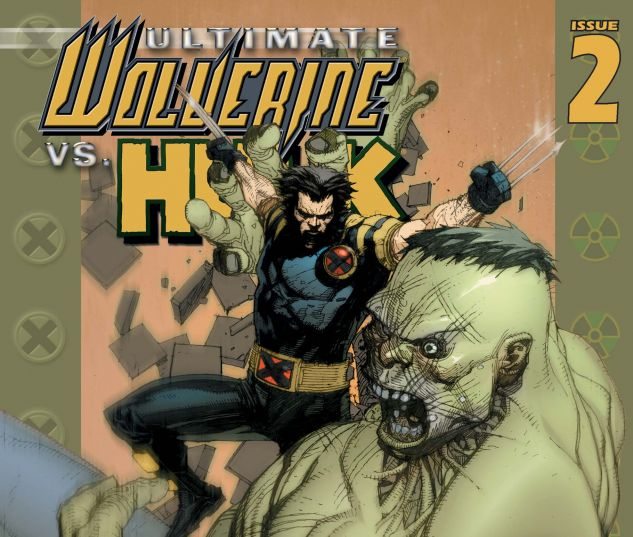 ULTIMATE WOLVERINE VS. HULK (2005) #2