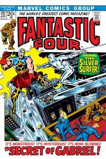 Fantastic Four (1961) #121