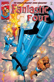 Fantastic Four (1998) #24