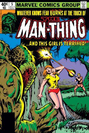 Man-Thing (1979) #5