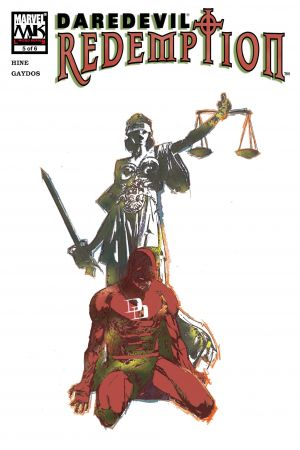 Daredevil: Redemption (2005) #5