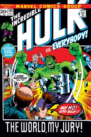 Incredible Hulk (1962) #153