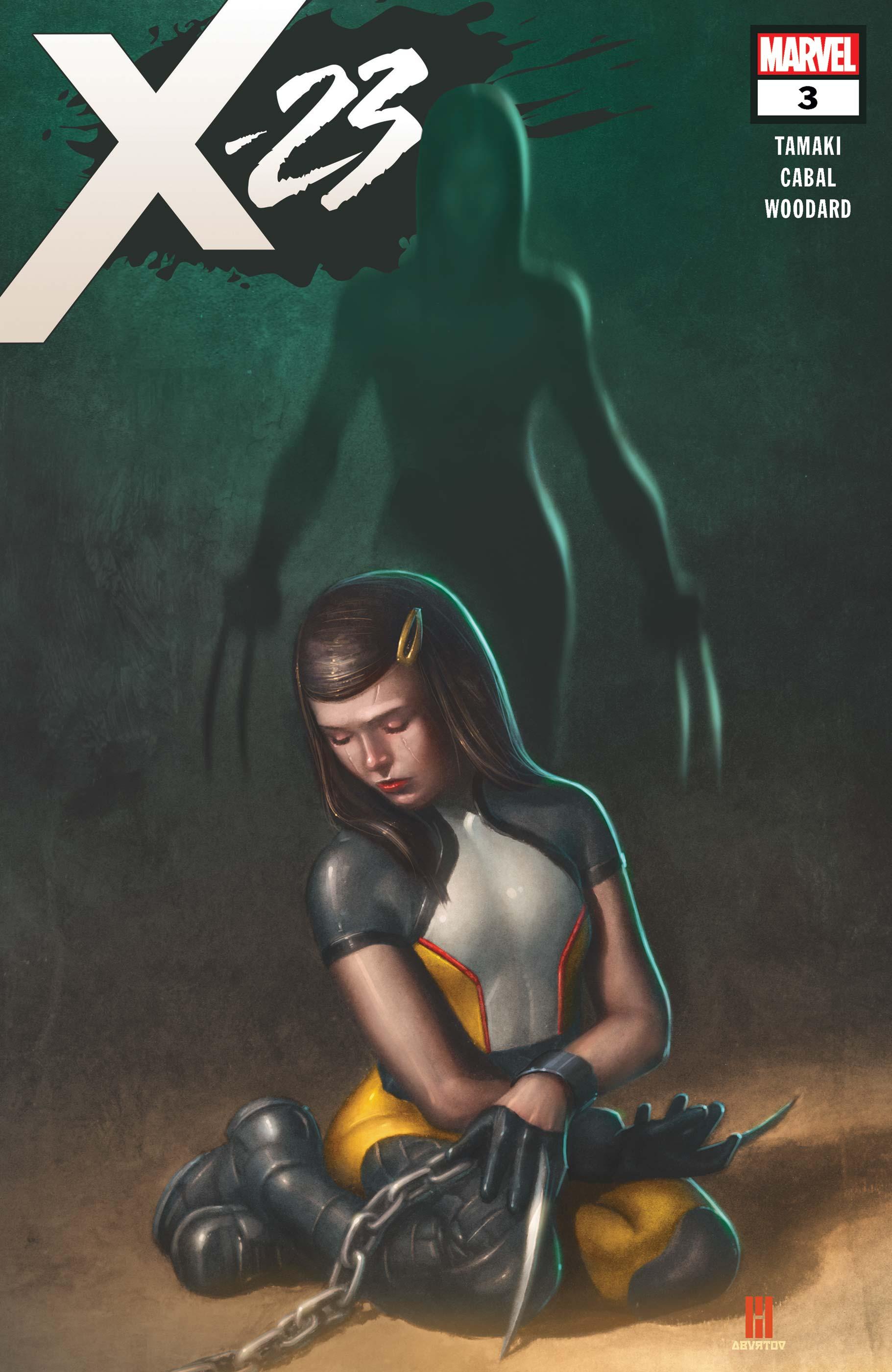 X-23 (2018) #3