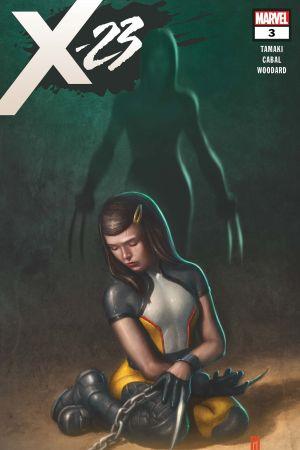 X-23 #3
