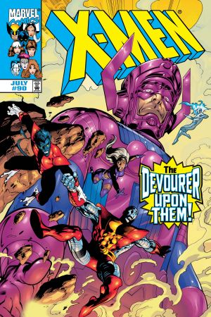 X-Men #90