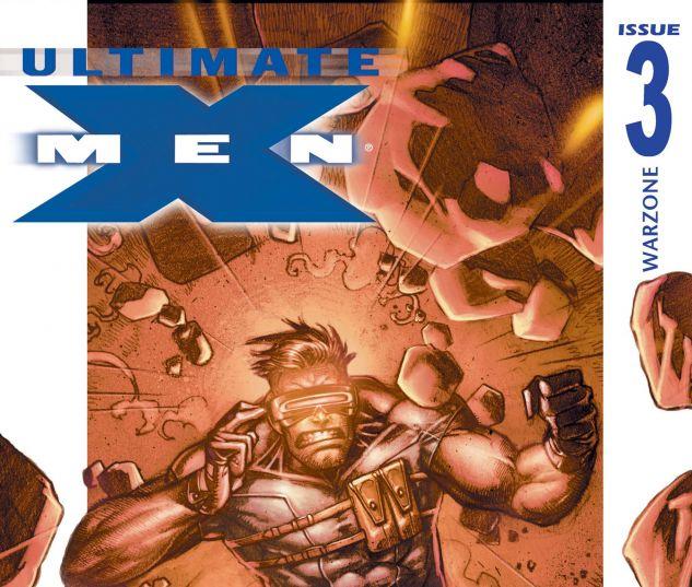 Ultimate X-Men (2001) #3
