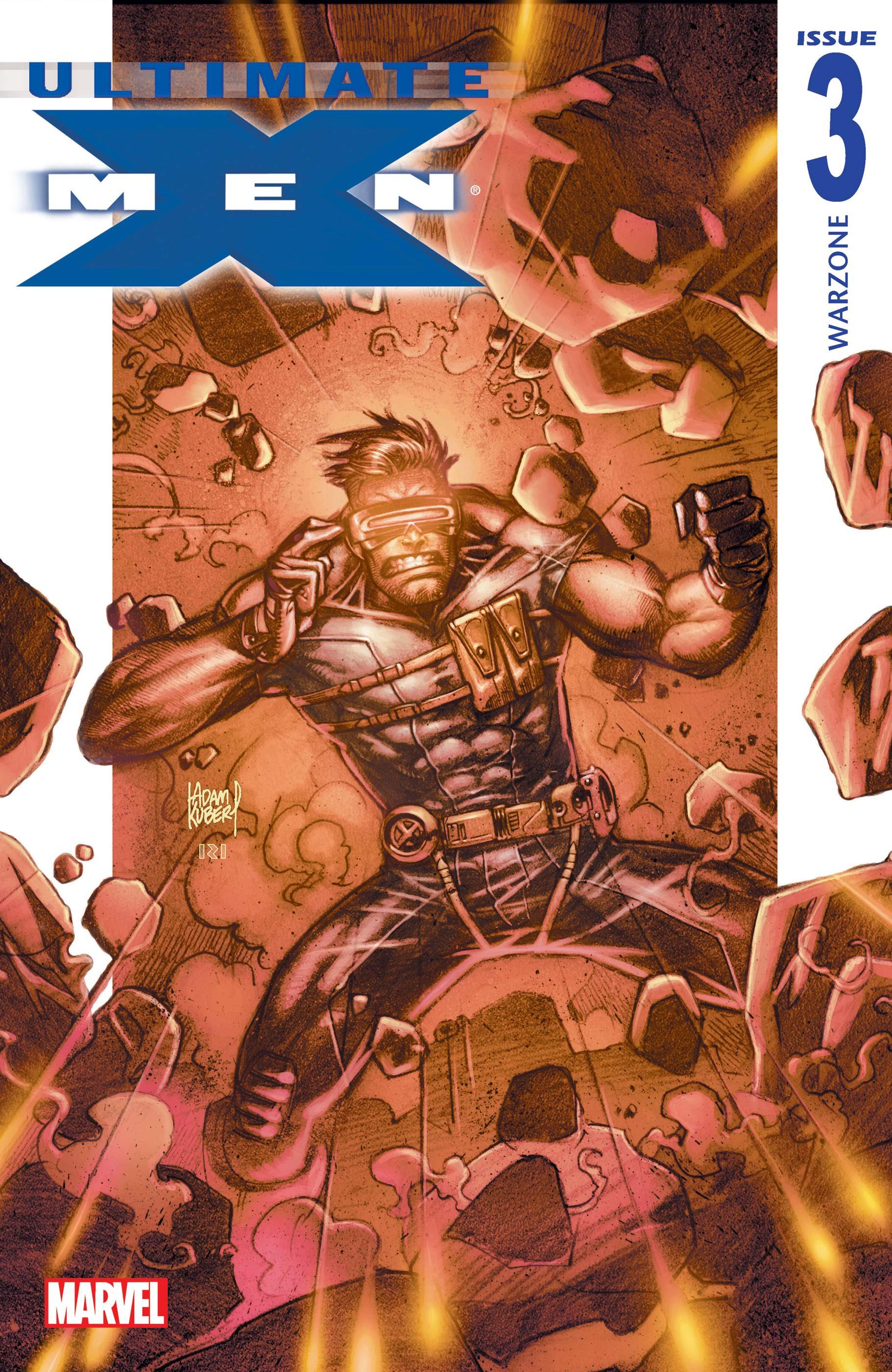 Ultimate X-Men (2000) #3