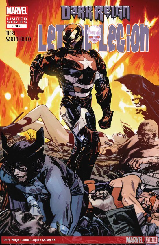 Dark Reign: Lethal Legion (2009) #3