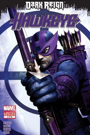 Dark Reign: Hawkeye #1