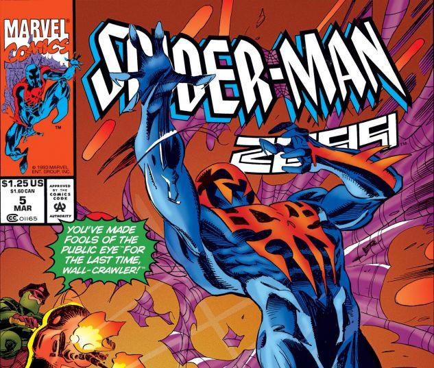SPIDER-MAN 2099 (1992) #5