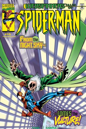 Webspinners: Tales of Spider-Man #15