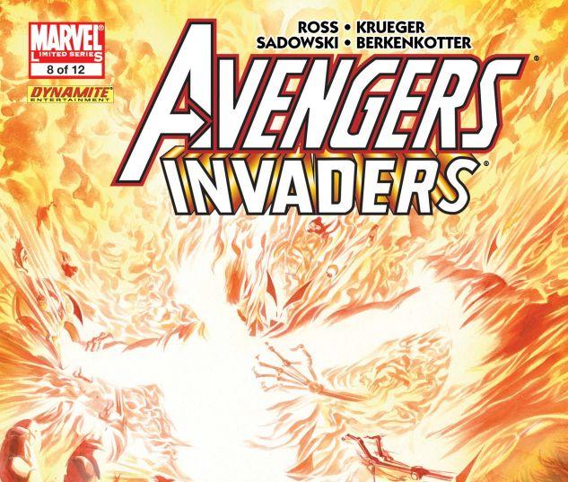 Avengers/Invaders (2008) #8