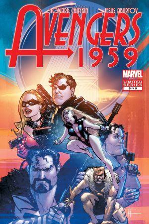 Avengers 1959 #5