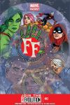 cover from Ff (2012) #2
