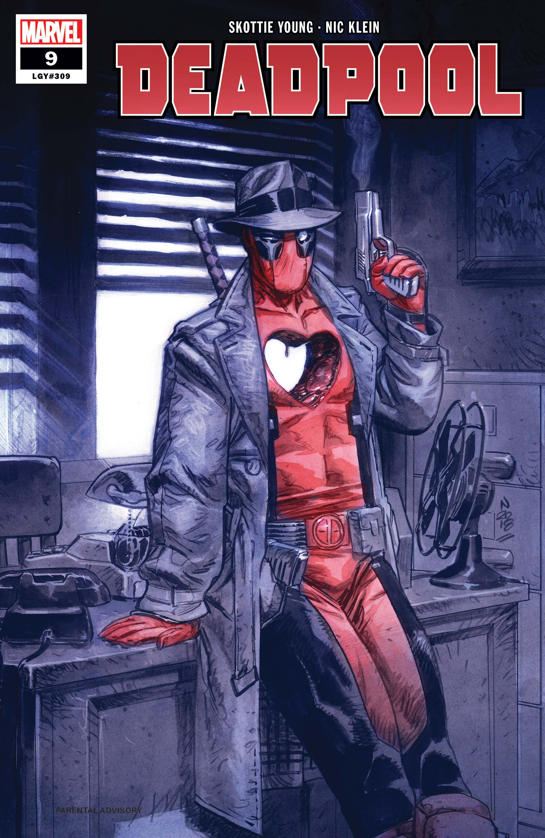 Deadpool (2018) #9