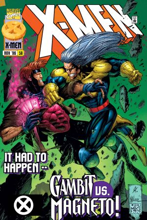 X-Men (1991) #58