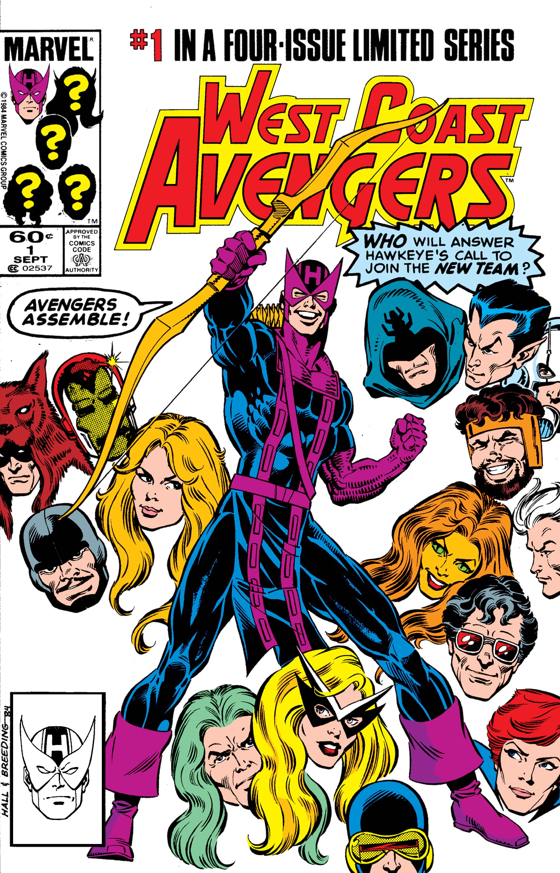 West Coast Avengers (1984) #1 | Comic Issues | Marvel