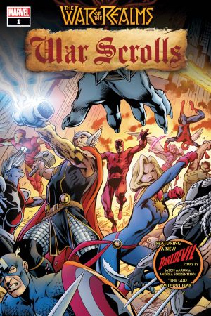 War of the Realms: War Scrolls #1
