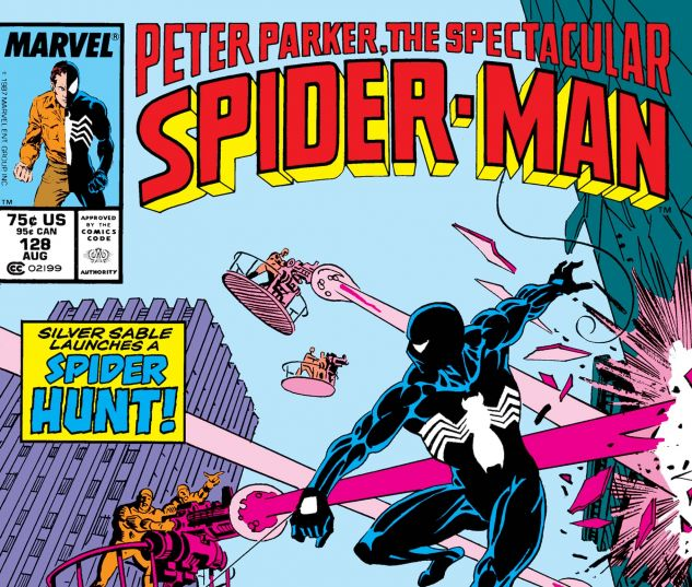 PETER PARKER, THE SPECTACULAR SPIDER-MAN (1976) #128