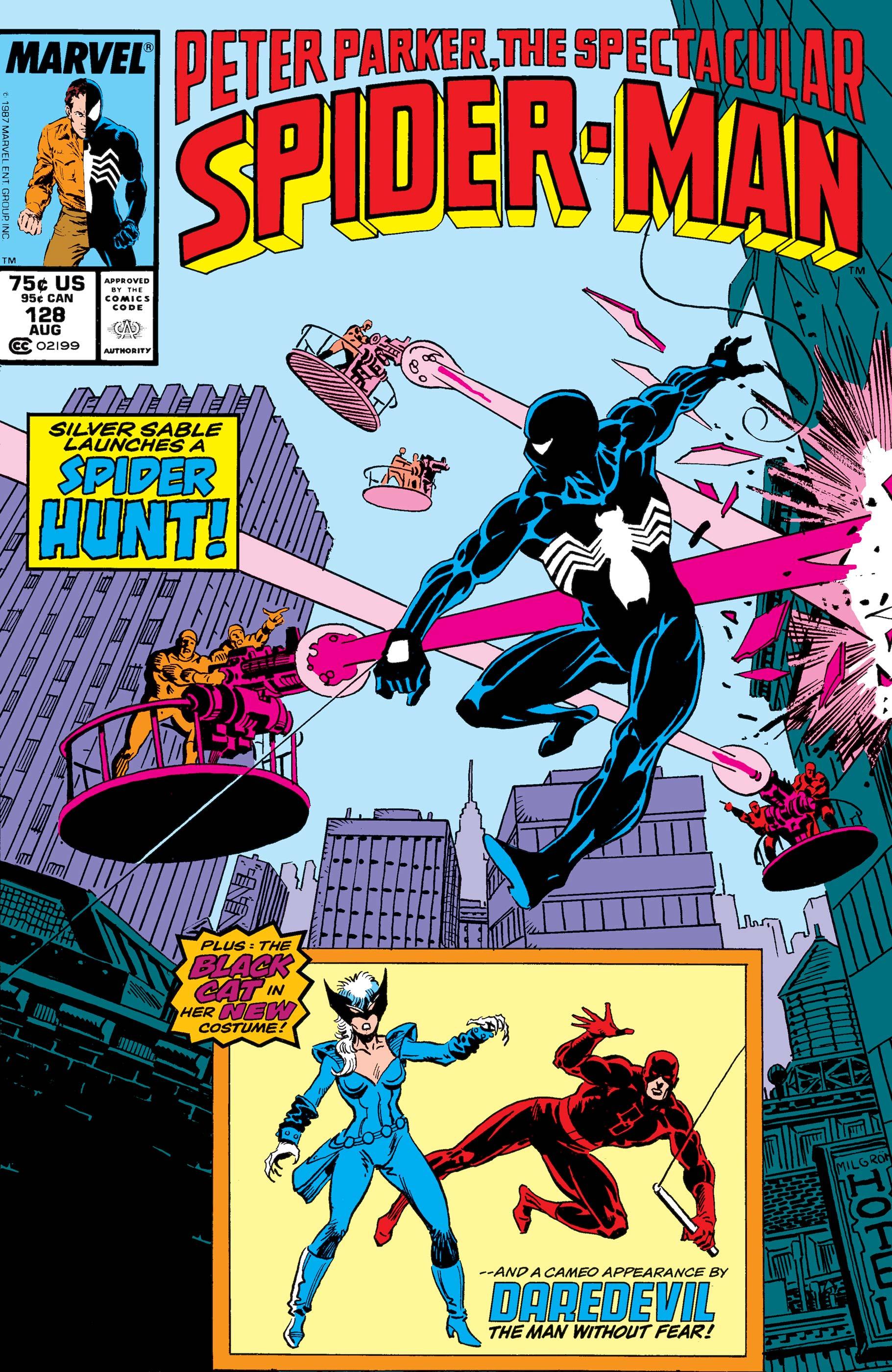 Peter Parker, the Spectacular Spider-Man (1976) #128