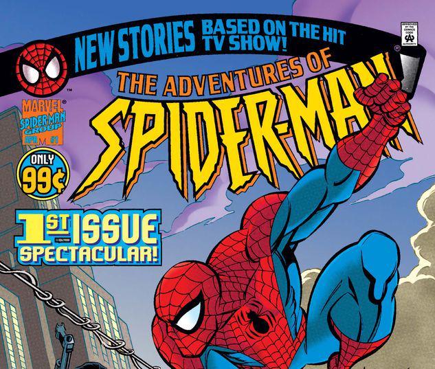Adventures of Spider-Man #1
