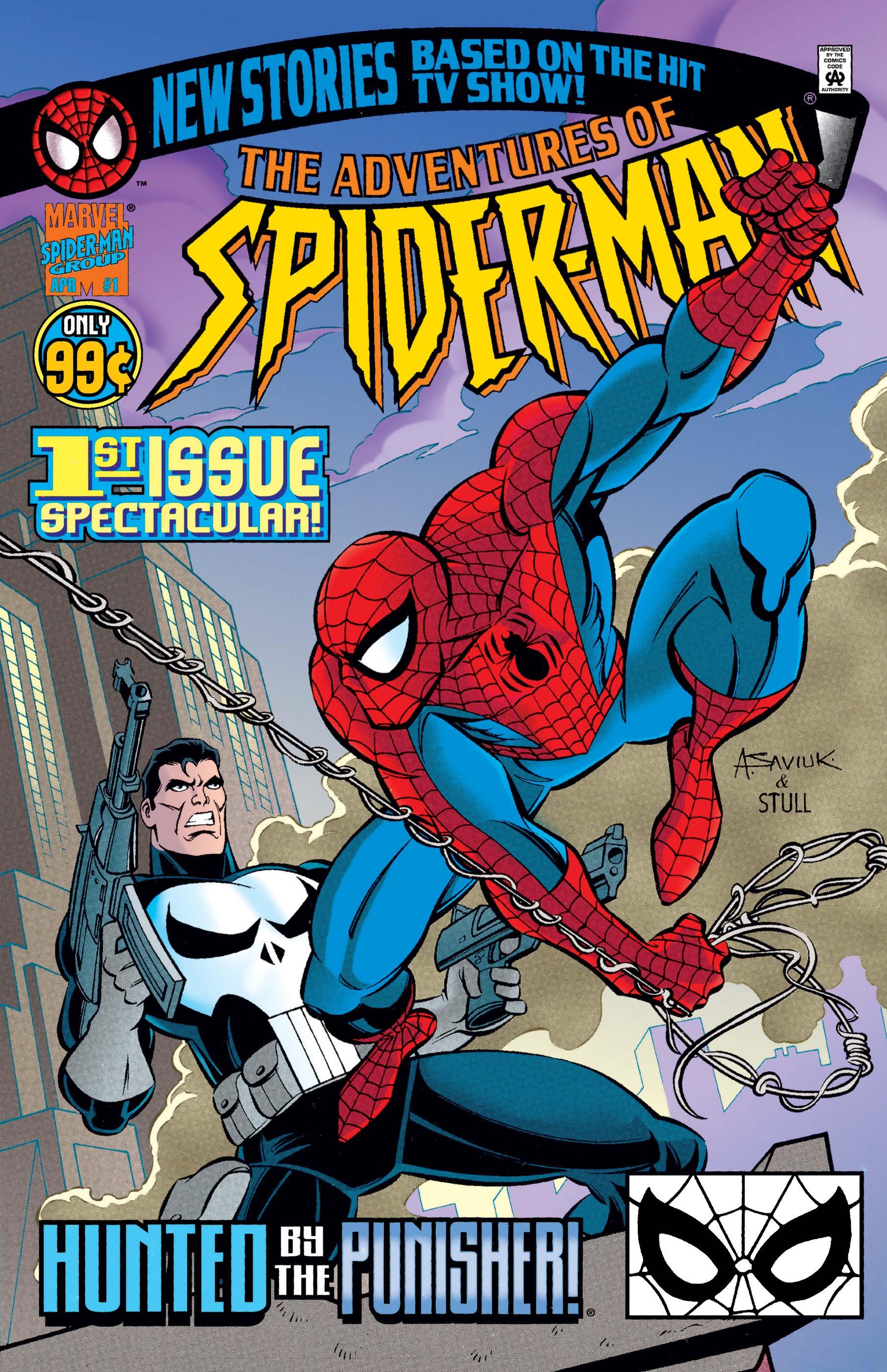 Adventures of Spider-Man (1996) #1