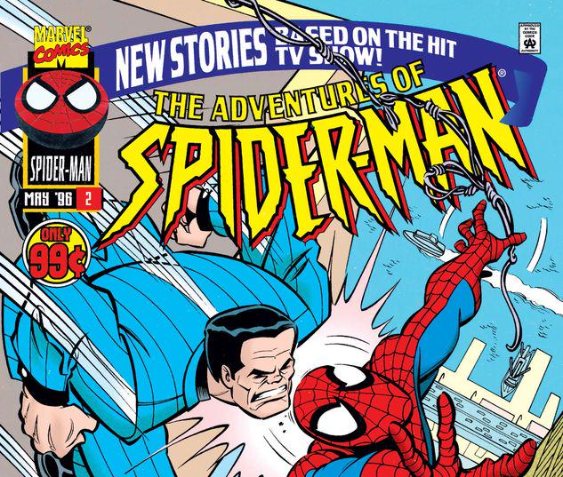 Adventures of Spider-Man #2