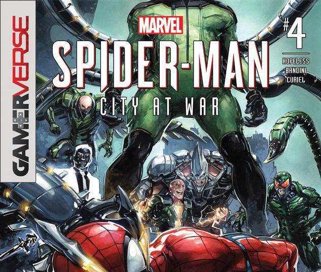 Marvel's Spider-Man: City at War #4