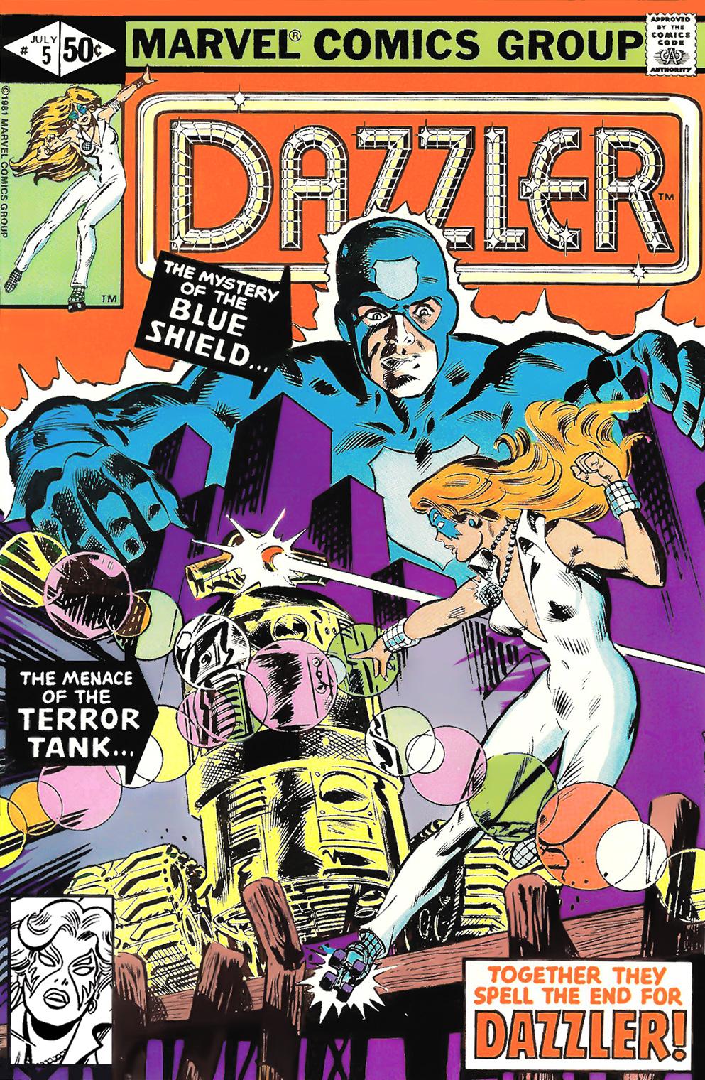 Dazzler (1981) #5