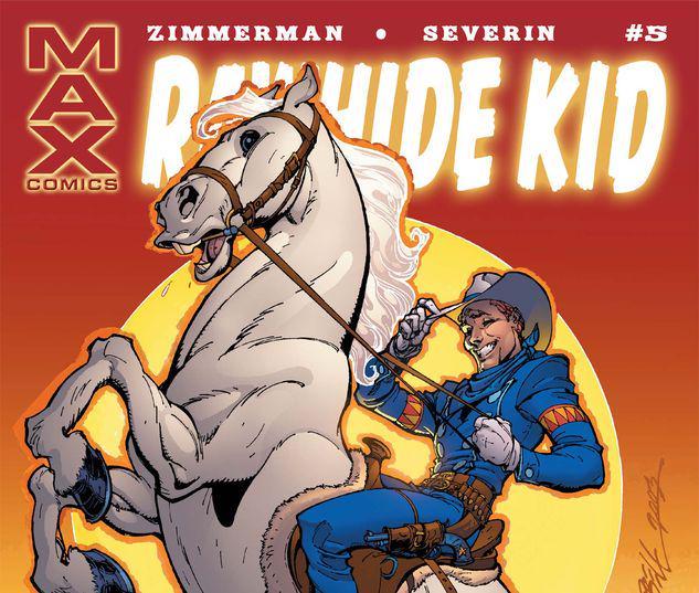 Rawhide Kid #5